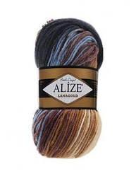 Alize Lanagold batik (лана голд батик) 3017