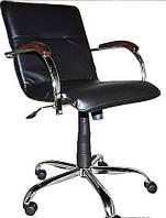 Кресло офисное Самба GTP P хром