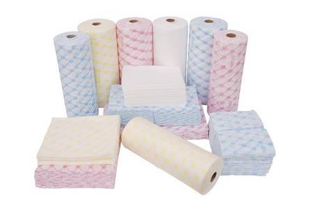 Полотенца, салфетки и простыни безворсовые