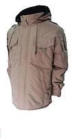 Куртка тактическая с капюшоном серии «Stratаgem М.821» (койот), фото 1