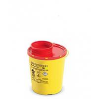Контейнер для утилизации медицинских отходов 2л