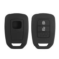 3 кнопки solicone ключевой держатель Защитная крышка для Honda Кридер