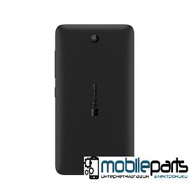Задняя панель корпуса (крышка) для Microsoft 430 Lumia (Черная)