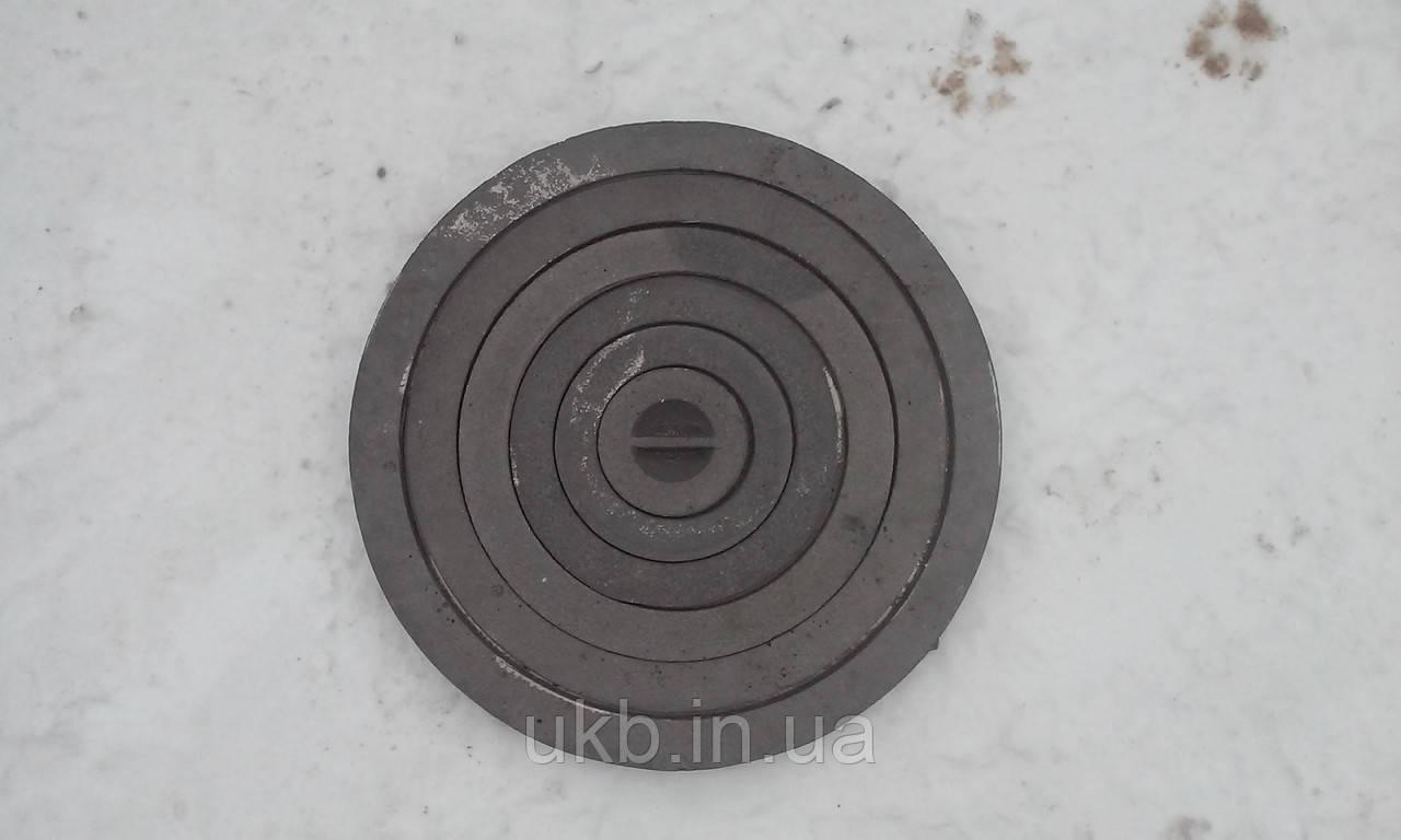 Кольца чугунные для плиты 395 мм