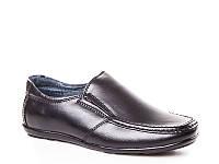 Детские кожаные туфли бренда Kangfu для мальчиков (рр. с 27 по 32)