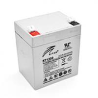 Аккумуляторная батарея AGM RITAR RT1250, Gray Case, 12V 5.0Ah  (90х70х107 мм) Q10