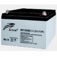 Аккумуляторная батарея AGM RITAR RT12260, Gray Case, 12V 26.0Ah  (165х125х178 мм) Q1
