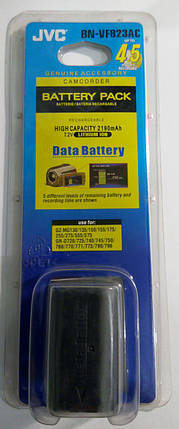 Акумуляторна батарея JVC BN-VF823AC, фото 2