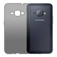 Чехол GlobalCase (TPU) Extra Slim для Samsung J120 (Dark) (1283126471308)