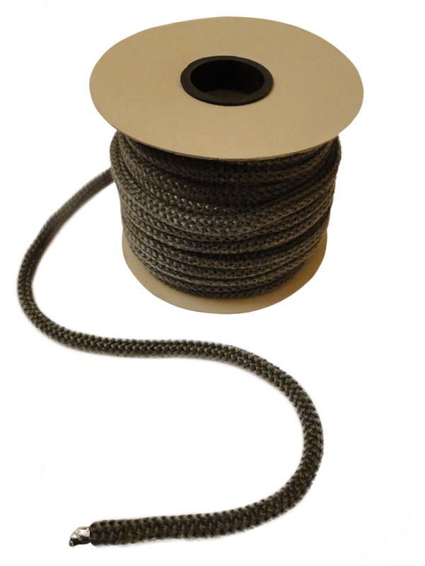 Шнур керамический огнеупорный 6 мм