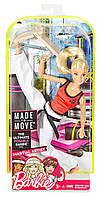 """Кукла Barbie Барби """"БОЕВЫЕ ИСКУССТВА"""" СЕРИИ """"БЕЗГРАНИЧНЫЕ ДВИЖЕНИЯ"""" Оригинал!!! Mattel - США. DVF68/DWN39"""