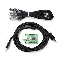2 Player USB для Jamma Arcade Controller Arcade Parts Game Аксессуары для игр для двух человек