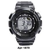Наручные електронные  часы HONHX черные