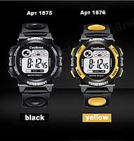 Наручные електронные  часы Сoolboss Army Yellow