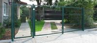 """Ворота """" Заграда """" 1.50 м х 3 м, фото 1"""