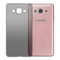 Чехол GlobalCase (TPU) Extra Slim для Samsung J2 Prime G532 (Dark) (1283126475214)