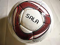 Мяч футзальный мини-футбольный №4 SALA ламин. низкий отскок