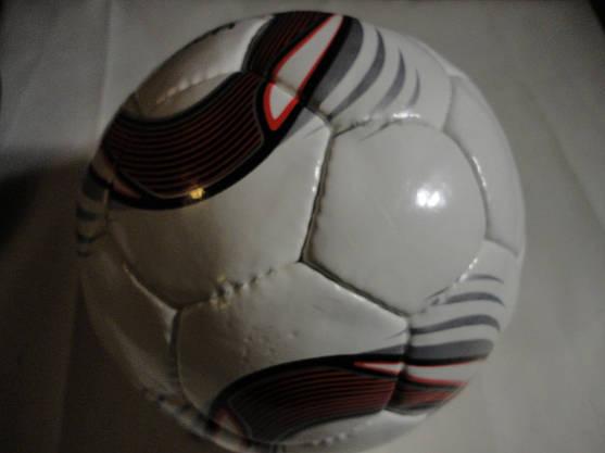Мяч футзальный мини-футбольный №4 SALA ламин. низкий отскок, фото 2