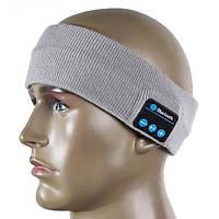 Bluetooth Sport Sweat Headbrand Беспроводной Hands-free Музыка Спорт Смарт-шарики Ответы на вызов Уши бесплатно Hea