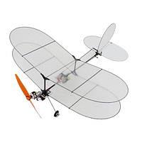 Углеродного волокна пленки RC самолет с системой питания V2 Ty модель черный флаер
