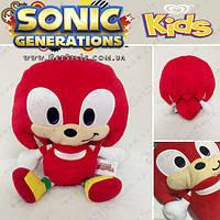"""Іграшка з серії героїв Sonic Kids - """"Little Knuckles"""" - 25 см, фото 1"""