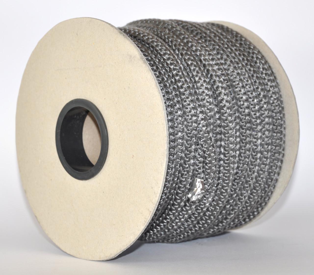 Шнур керамический огнеупорный 12 мм