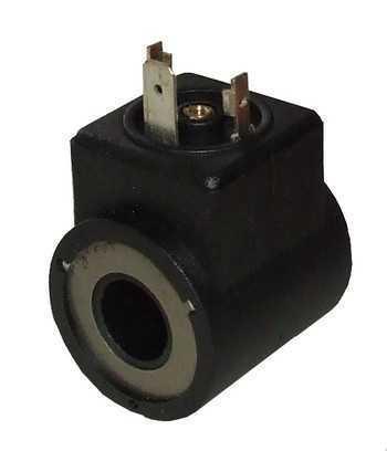 Электромагнитная катушка Haco 24В 13x34 мм типа Hirschmann