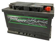 Аккумулятор  GIGAWATT 12v 100Ач 830А правый+