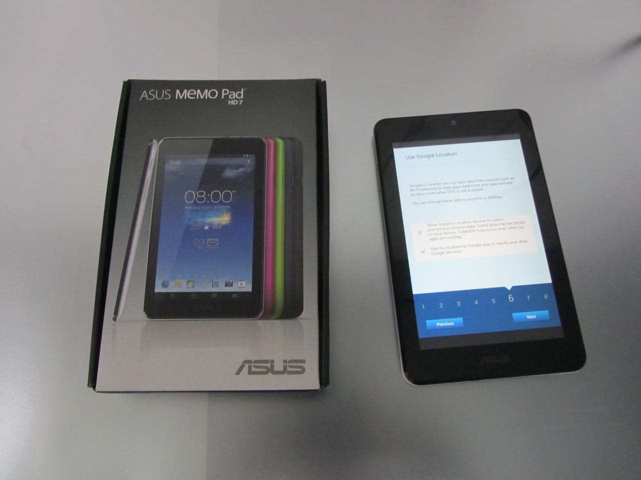 Планшет Asus Memo Pad HD 7 (ME173X) глючит тач