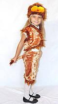 """Детский карнавальный меховой костюм """"Лев"""" для мальчика, фото 3"""