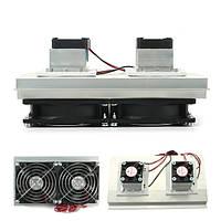 Поделки двухъядерный полупроводниковый холодильник кондиционер модуль холодильное оборудование 10A 120w