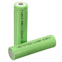 2pcs 18650 2500mAh 3.6V литий литий-ионный аккумулятор защищен перезаряжаемые