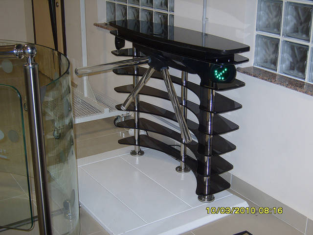 Bespoke Turnstile Design