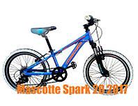 "Велосипед Mascotte Spark 20"", фото 1"