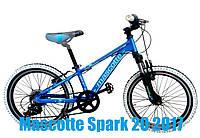 """Велосипед горный детский Mascotte Spark 20"""" , фото 1"""