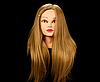 Учебный манекен Janet, длина 50-55 см, золото