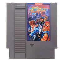 Могучий последний бой 72 контактный 8 бит картридж карточная игра для NES чорный английского языка