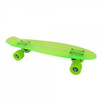 Скейтборд Tempish Buffy Star зеленый