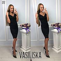 Нарядное вечернее гипюровое платье ан-11741-1