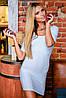 Короткое облегающее платье | House skh, фото 2