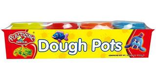Дитячий пластилін Dough Pots