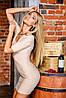 Короткое облегающее платье | House skh, фото 3