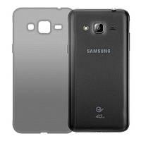 Чехол GlobalCase (TPU) Extra Slim для Samsung J300/J320 (Dark) (1283126470738)