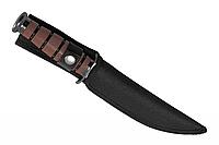 "Нож  нескладной  туристический с упором "" корсар"""