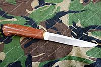 Нож нескладной из стали 440С + чехол