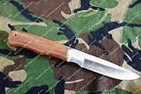 Нескладной нож Охотник  универсальный,сталь 440с