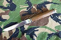 Нож для охотника ,рукоять палисандр 57-58 HRC