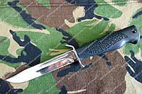 Нож боевой финка  ,хорошая сталь