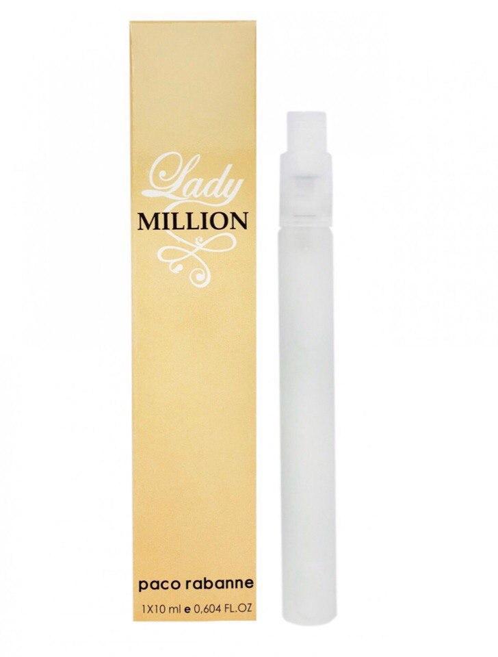 Мини-парфюм Lady Million Paco Rabanne женский - 10 мл