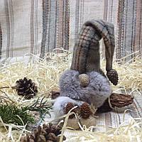 """Новогодний, рождественский декор """"5 Гномов"""" для камина, окна, экостиль"""